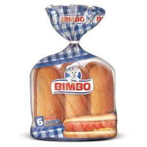 Buns - hotdog