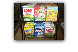 Cereal & Breakfast Foods