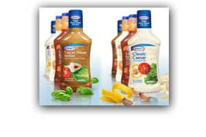 Oil, Vinegar & Salad Dressing